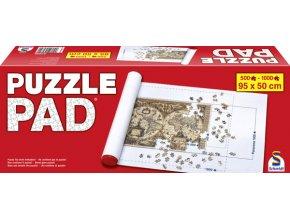Podložka na skládání puzzle 500 - 1000 dílků
