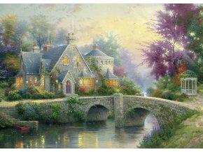 Thomas Kinkade: Svítící panství (Lamplight Manor)