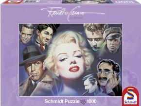 Renato Casaro: Marilyn Monroe a přátelé (Marilyn Monroe und Freunde)