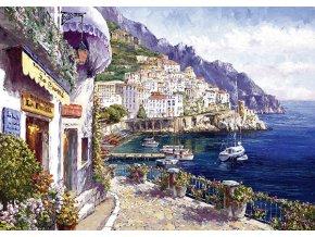 Sam Park: Amalfi odpoledne (Afternoon in Amalfi)