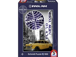 PAN AM: New York Taxi