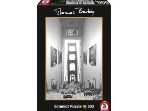 Thomas Barbéy: Průjezd galerií (Drive thru Gallery)
