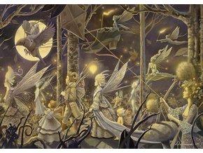Delamare: Podzimní průvod (Autum Procession)