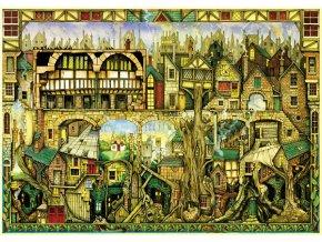 Thompson: Stromový dům (Tree houses)