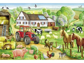 Veselá farma (Fröhlicher Bauernhof)