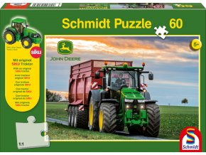 Traktor John Deere 8370R + model Siku
