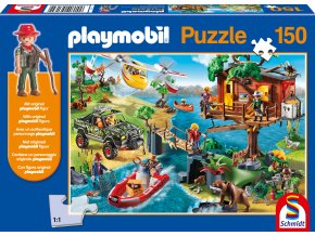 Playmobil - Dobrodružná výprava + originální Playmobil figurka