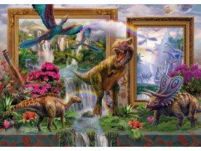 Jan Patrik Krasny: Oživlé obrazy - Dinosauři
