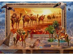 Jan Patrik Krasny: Oživlé obrazy - Egypt