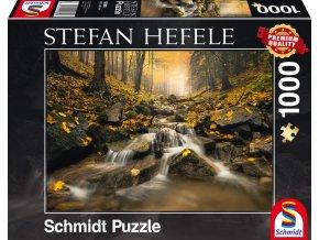 Stefan Hefele: Pohádkový potok