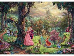 Thomas Kinkade: Disney - Šípková Růženka