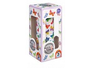Dětská věž: Motýl -  magnetické disky - 3D