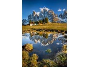 Geisleralm, Italské Dolomity