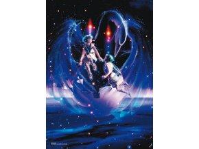 Kagaya: Zvěrokruh - Blíženci/Gemini (22.5. - 21.6.)