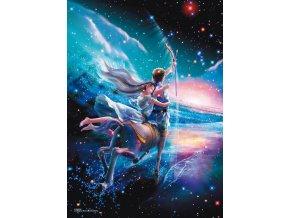 Kagaya: Zvěrokruh - Střelec/Sagittarius (23.11. - 21.12.)