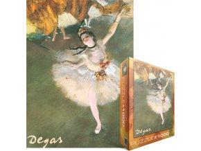 Edgar Degas: Hvězda - 1876/1877