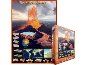 Sopka (The Volcano)