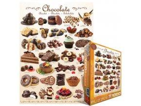 Čokoládové dobroty (Chocolate)