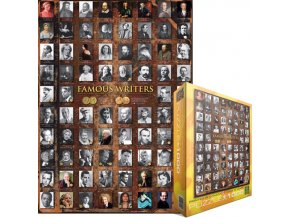 Slavní spisovatelé (Famous Writers)