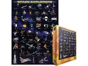 Vesmírní průzkumníci (Space Explorers)