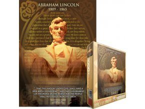 Abraham Lincoln: 1809 - 1865