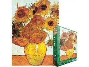 Vincent Van Gogh: Slunečnice (Twelve Sunflowers)