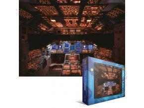 Kokpit raketoplánu (Space Shuttle Cockpit)