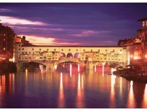 Florencie (Firenze) - Most Ponte Vecchio - HQC