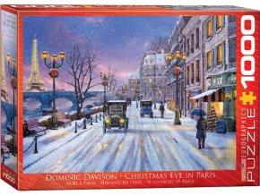 Dominic Davison: Vánoce v Paříži