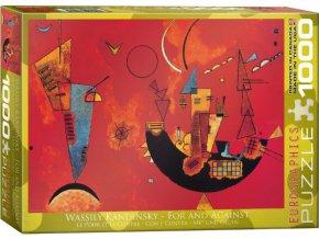 Kandinsky: Pro a proti