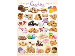 Čajové pečivo (Cookies)