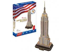 Empire State Building (USA) - 3D - 66 dílků