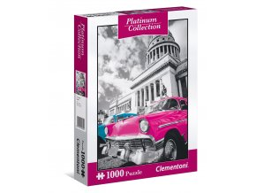 Auta na Kubě - platinum - s platinovým povrchem