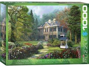 Dominic Davison: Dům v zahradě
