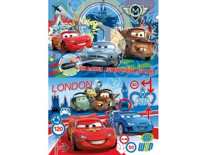 Walt Disney: Cars 2 - supercolor - 2 x 20