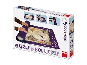 Podložka na skládání puzzle do 3000 dílků
