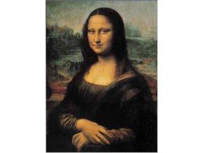 Leonardo da Vinci: Mona Lisa (Gioconda)