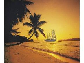 Západ Slunce (Seychelles Sunset) - HQC