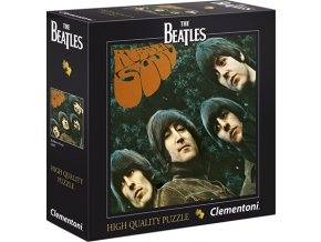 The Beatles: Rubber Soul 1965 - HQC - čtvercové