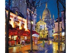 Paříž - Montmartre - HQC