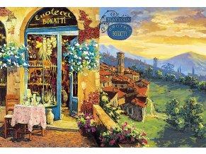 Itálie - Vinotéka L´Enoteca - 2000 dílků