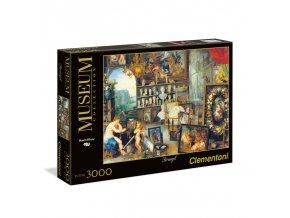 Brueghel: Smysl vidění (Senso della vista)