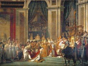 David: Korunovace Napoleona