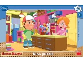 Walt Disney: Handy Manny - deskové