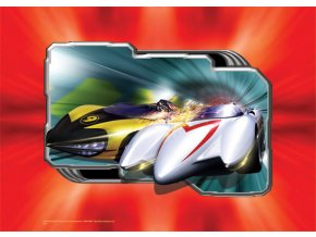Speed Racer A - puzzlemanie