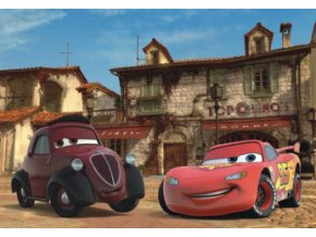 Walt Disney: Cars 2: Vesniška strýčka Topolína