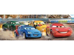 Walt Disney: Cars 2 - panoramatické - 150 dílků
