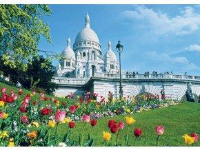 Paříž: Sacre Couer