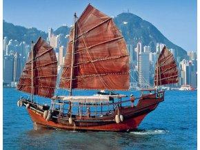Čínská plachetnice