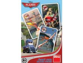 Černý Petr - letadla - hrací karty